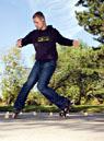 Freestyle slalom